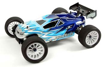 Illuzion Kyosho ST-RR Body Clear 0049HD