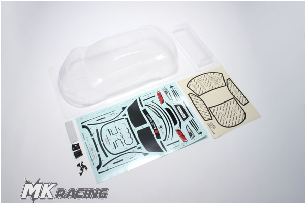 P10 Body Set Audi R9 LMS (FW06)