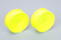 Front Wheel (56 Size/Yellow/2Pcs)