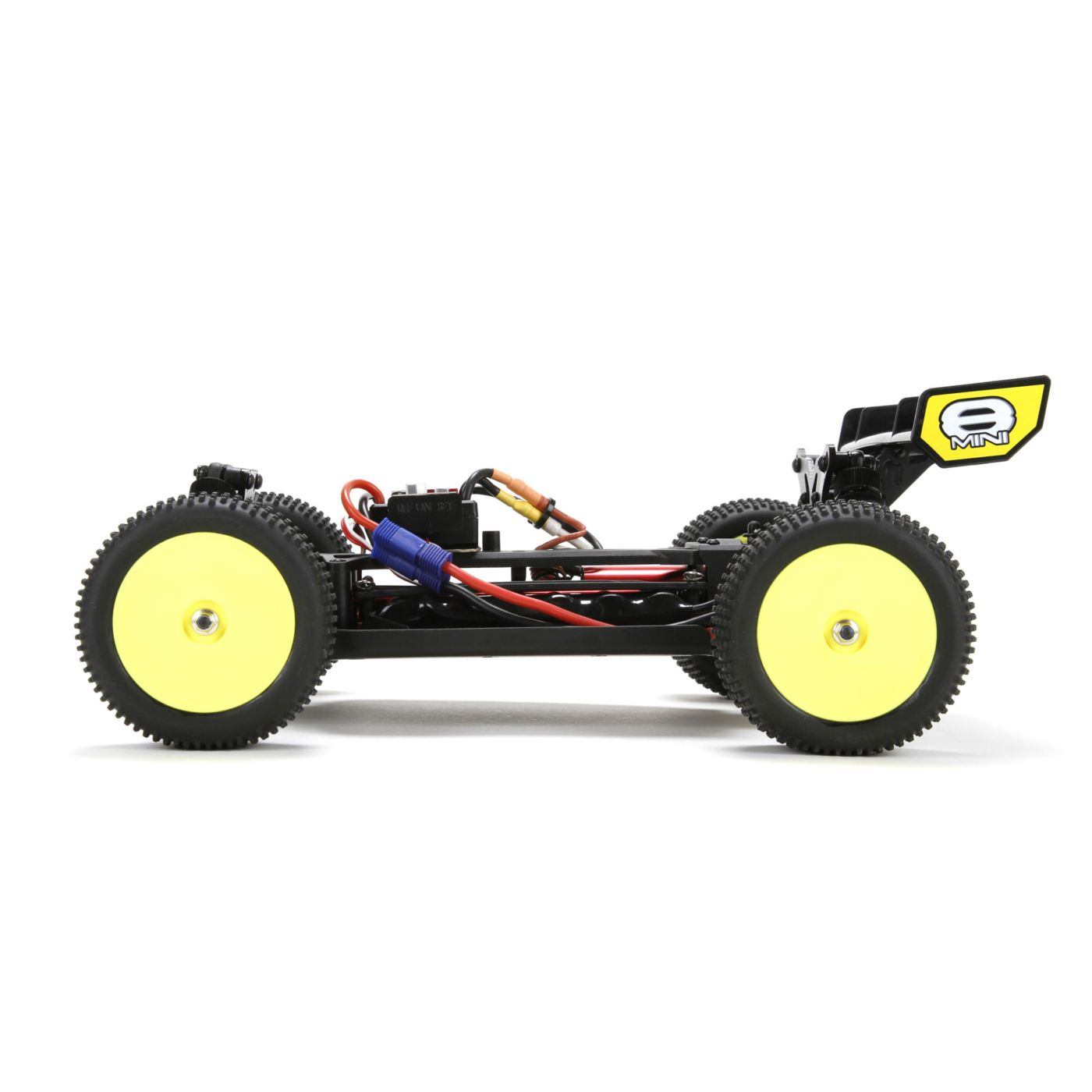 1/14 Mini 8IGHT 4WD Buggy RTR with AVC Technology, Black