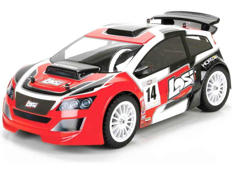 Mini Rally RTR: 1/14 4WD Rally