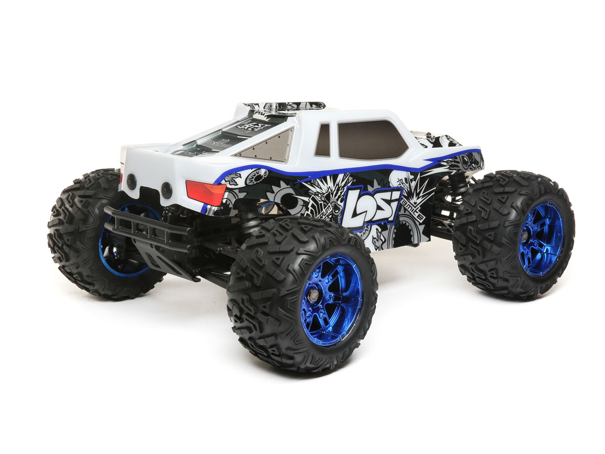 LST3XL-E 4WD Monster Truck RTR