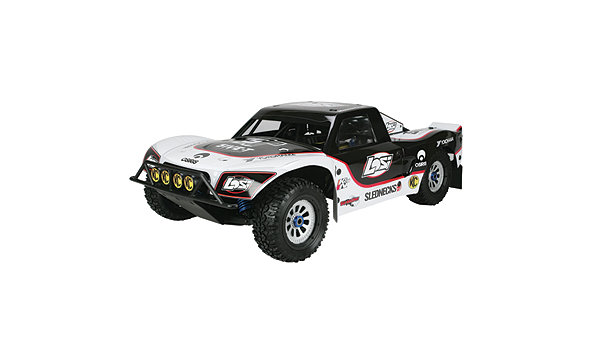 1/5 5IVE-T 4WD Off Road Truck Black Bind-N-Drive
