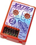 XXtra FM Synthesized Receiver 75MHz