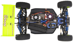 Brushless Conversion Kit: Kyosho Inferno
