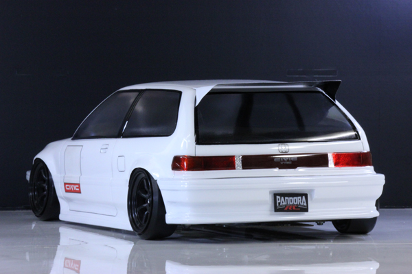 Honda CIVIC EF9 Body Set