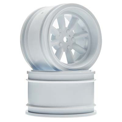 VTA Rear Wheels White 31mm VTA Class