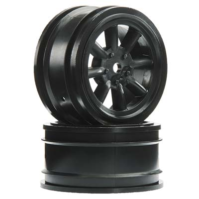 VTA Front Wheels Black 26mm VTA Class