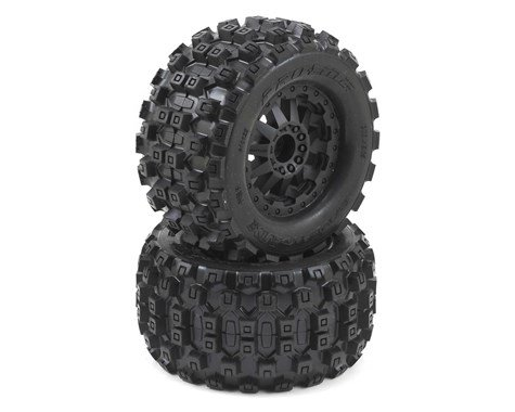 Badlands MX28 2.8 Mountain F-11 Black