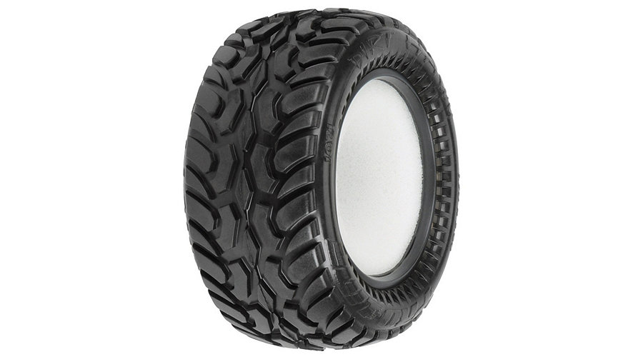 "Dirt Hawg I 2.2"" M2 All Terrain Buggy Rear Tires"