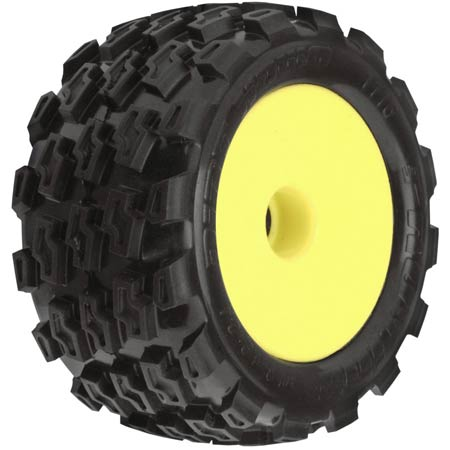 Dirt Hawg Tire M2 (2): Mini-T