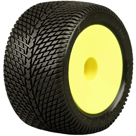Road Rage Tire (2) Mini-T, RC18-T,MT