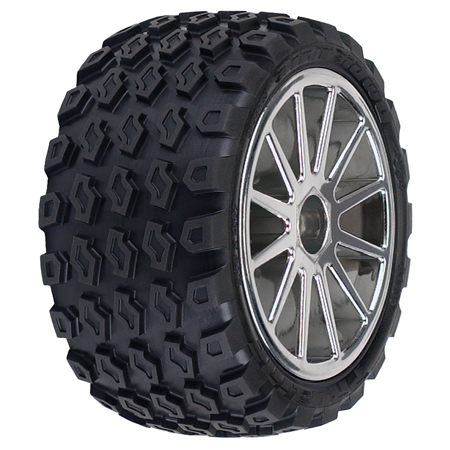 "Dirt Hawg 2.8"",30 Series All Terrain Truck Tire(2)"