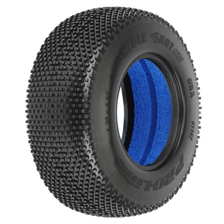 Hole Shot SC 2.2, 3.0 M3 Tires (2): SLH, SC10