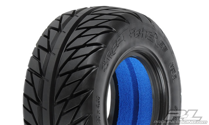 Street Fighter 2.2,3.0 Short Course Tires