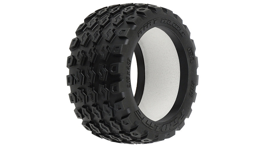 Dirt Hawg 2.8 All Terrain Truck Tire:TRA 2.8 Whl