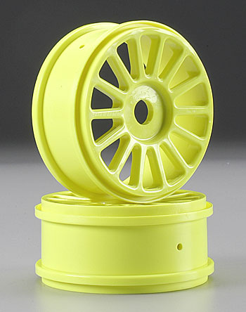 1/8 Wabash Wheels Yellow (2)