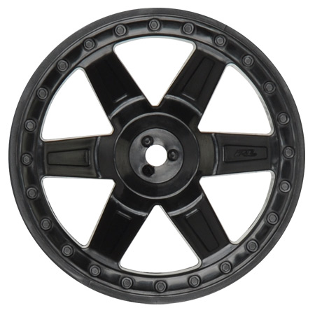 Rear Desperado 2.8 Black Wheel: ST, RU