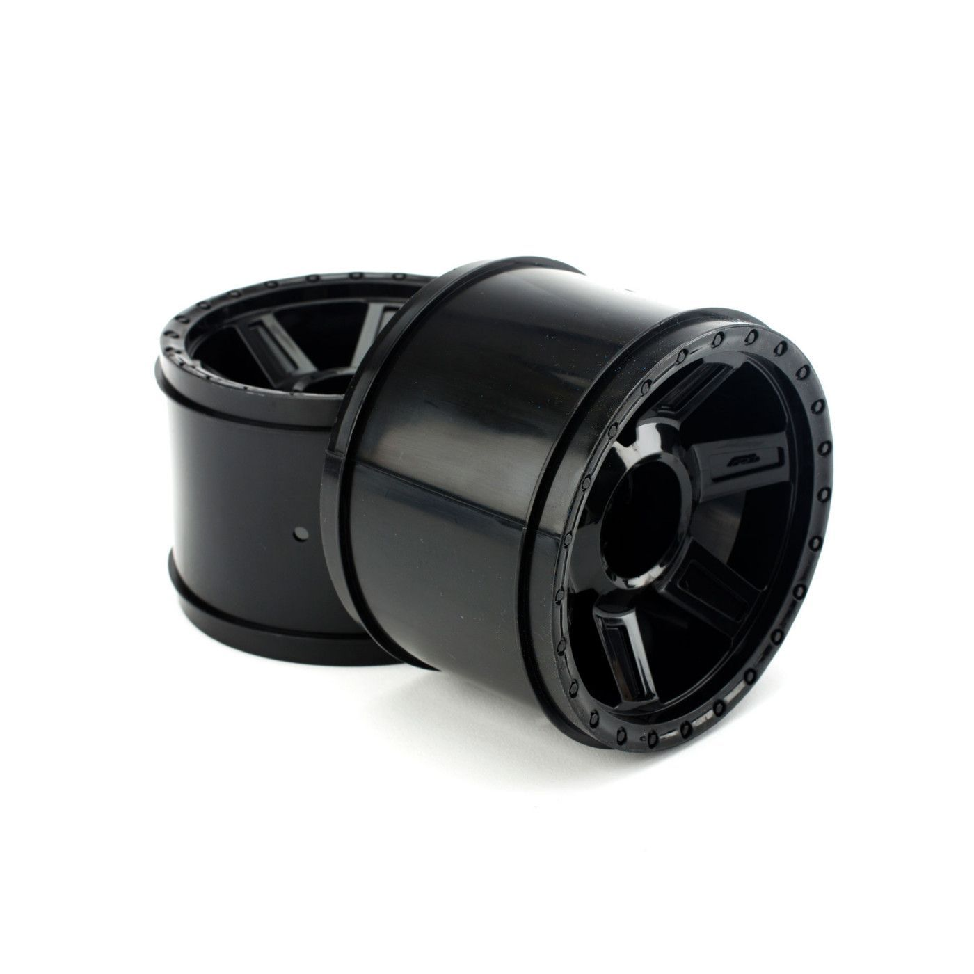 "Desperado 3.8 Black 1/2"" Offset 17mm Whls Fr/R"
