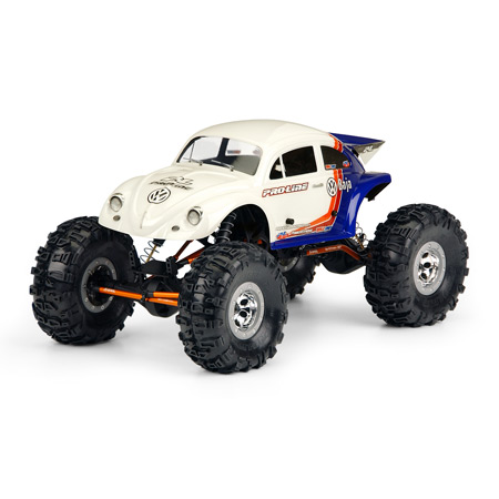 Volkswagen Baja Bug Clear Body Rock Crawlers