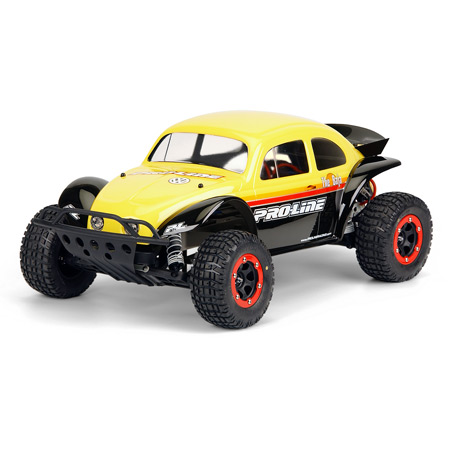 Baja Bug Clear Body Slash