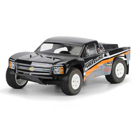 Chevrolet Silverado 1500 Clear Body: Blitz