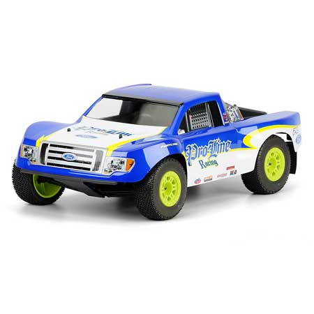 Ford F-150 Clear Body: Blitz