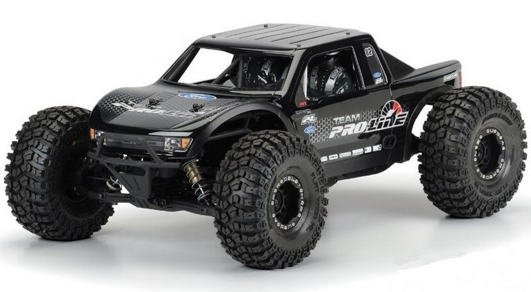 Ford F150 Raptor Clear Body Yeti