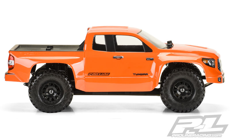 Toyota Tundra TRD Pro True Scale Clear SC Body