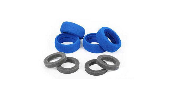 Blue Closed Cell SC Inserts (4):Short Course Tires