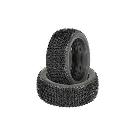 1/8 Front/Rear Caliber M3 Off-Road Buggy Tires (2)