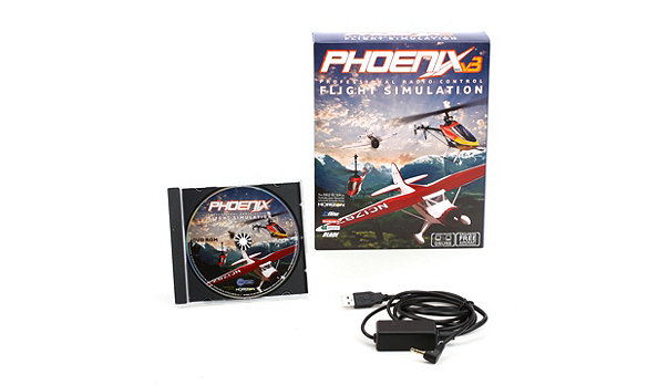 Phoenix R/C Pro Simulator Version 3.0 by RUNTIME GAMES LTD