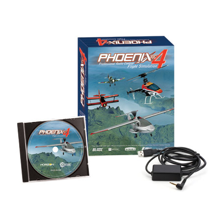 Phoenix R/C Pro Simulator Version 4.0 by RUNTIME GAMES LTD