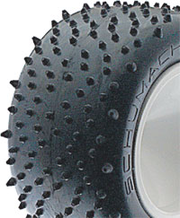 Mini Spike Blue Truck Tyres (pr)