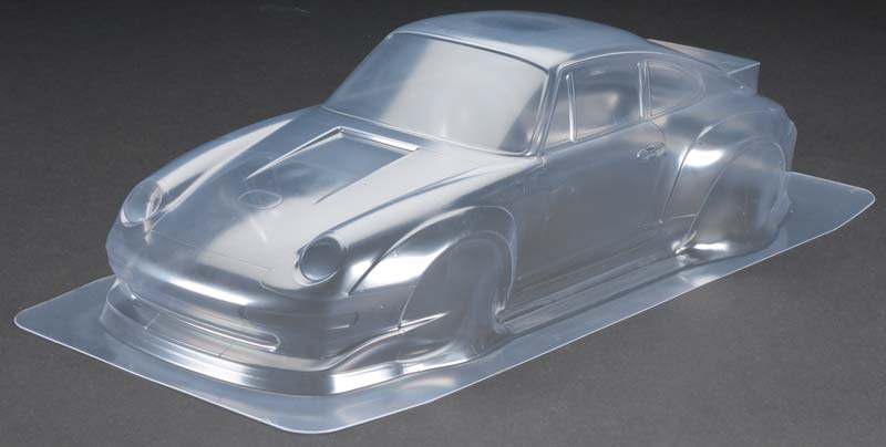 1/10 Porsche 911 Limited Clear Body Set