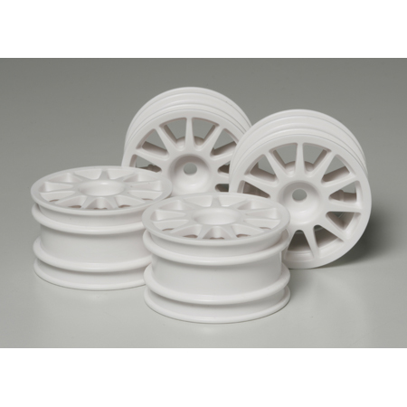 Suzuki Swift/M-Chassis Wheels White (4)