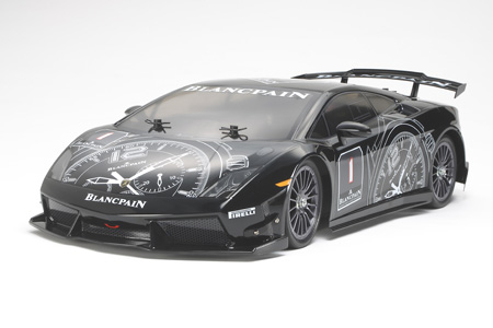 Body Set Lamborghini Gallardo Super Trofeo