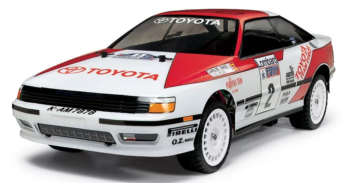 1/10 Toyota Celica GT-Four 1990 Body Set