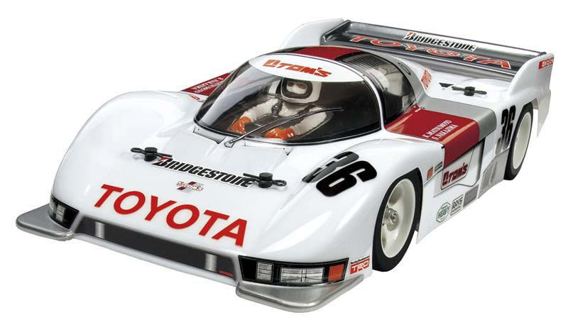 1/12 Toyota Tom's 84C Body Parts Set