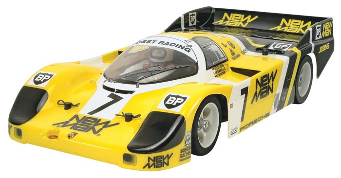 1/12 Newman Joest Racing Porsche 956 Body Set