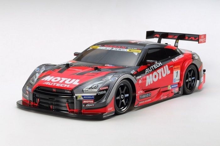 1/10 Body Set Motul Autech GT-R