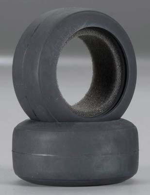 RC F104 Rubber Tires Front Type A (2)
