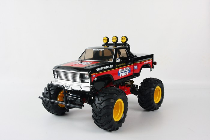 1/10 Blackfoot Monster Truck 2016 2WD Kit