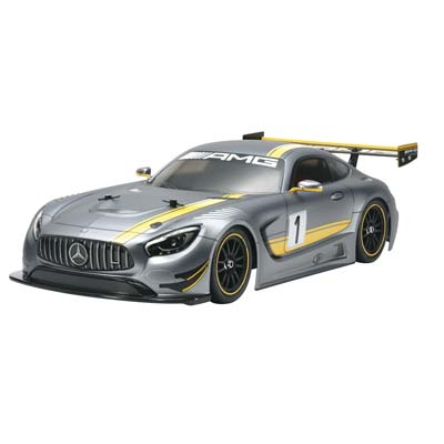 1/10 Mercedes-AMG GT3 4WD Kit TT-02