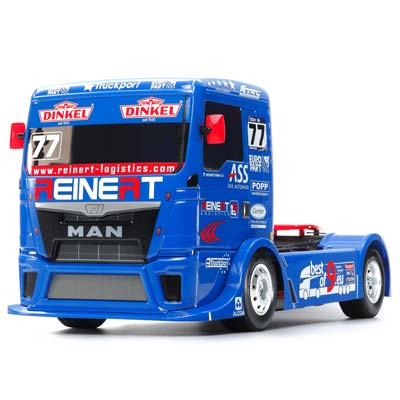 1/10 Team Reinert Racing MAN TGS Semi Kit