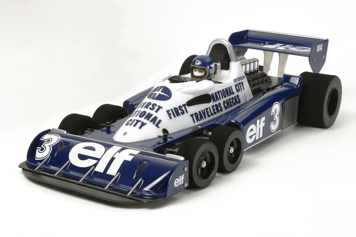 Tyrrell P34 Six Wheeler Monaco 1977 GP Kit **DISC**