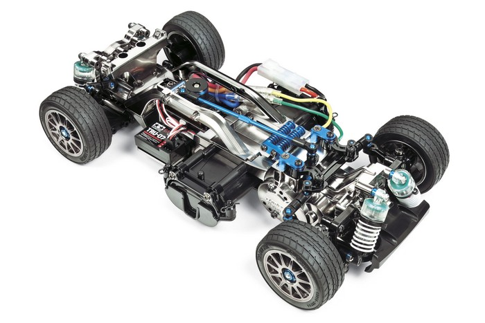M-05 Ver.II R Chassis Kit 2WD