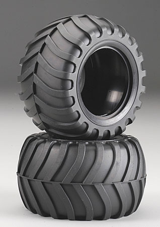 Tamiya TLT-1 Tire Left/Right 47201 (2)