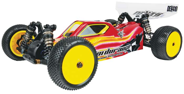 1/10 DEX410V4 EP 4WD Buggy Kit