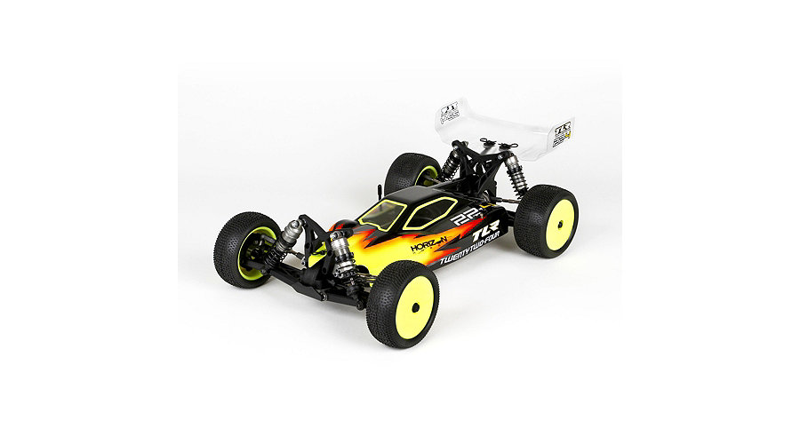 22-4 Race Kit: 1/10 4WD Buggy